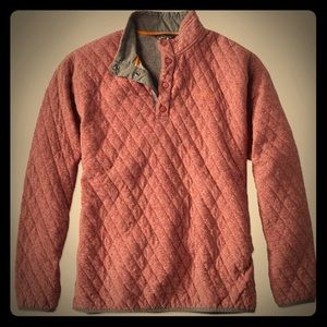 Orvis Quilted sweatshirt NWT